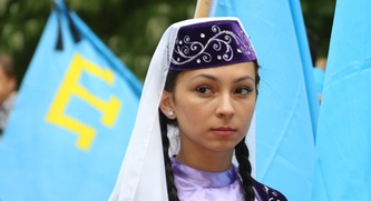 Опрос: 0% крымских татар хотят переехать на Украину