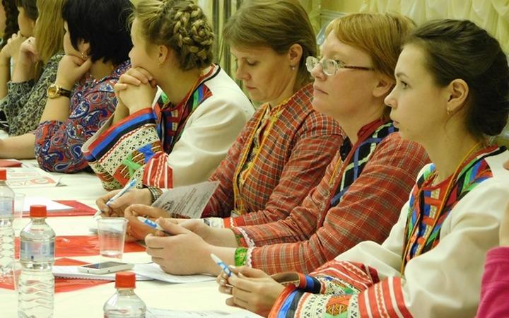 Молодежный форум коренных малочисленных народов РФ прошел в Удмуртии
