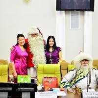 Бурятский Новый год Сагаалган отметят в Москве
