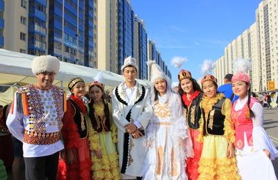 День дружбы народов в Самаре