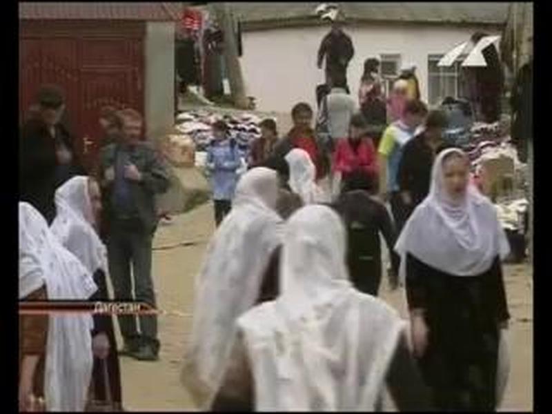 Кубачинцы сохраняют традиции предков