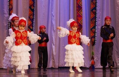 Детский фестиваль казахской культуры пройдет в Москве