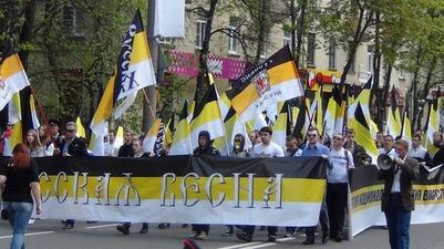 """Запланированный концерт группы """"Коловрат"""" после шествия националистов был сорван"""