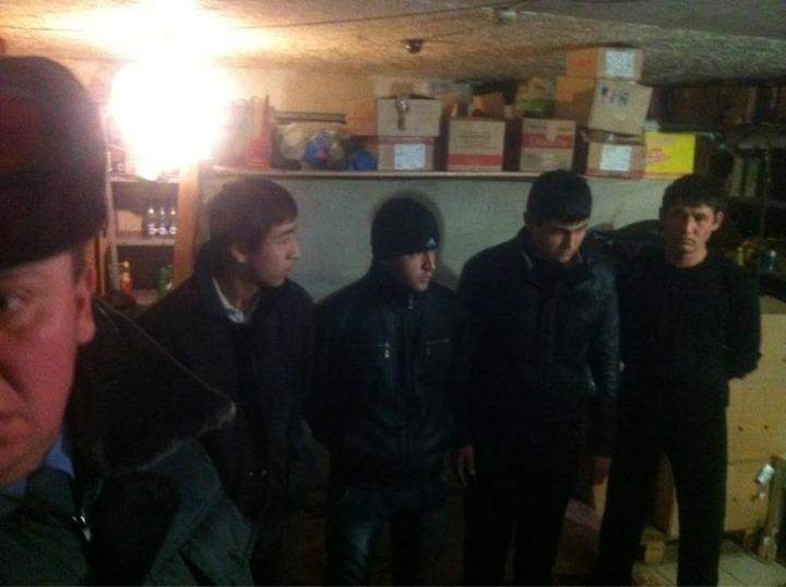 В Москве волонтеры освободили из 10-летнего рабства мигрантов с детьми