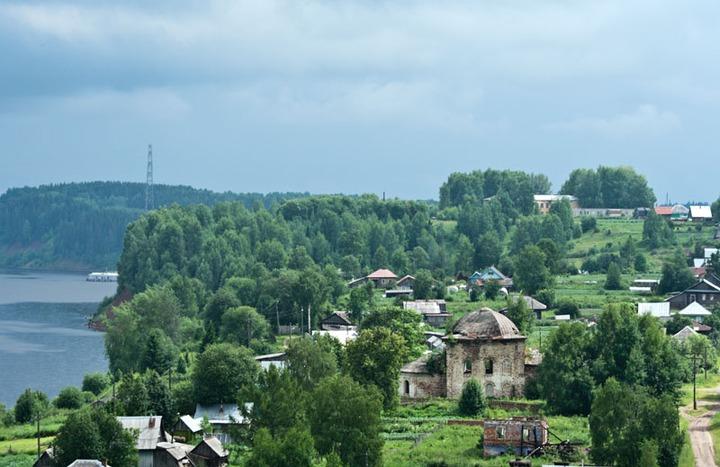 Русскую деревню XIX века воссоздадут в Иркутской области