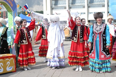 В подмосковных Мытищах провели фестиваль национально-культурных автономий