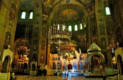 На юге Москвы построят болгарскую православную церковь