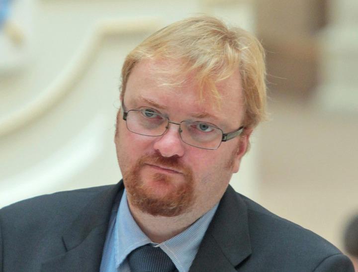 Милонов рассказал о своем отношении к колядкам