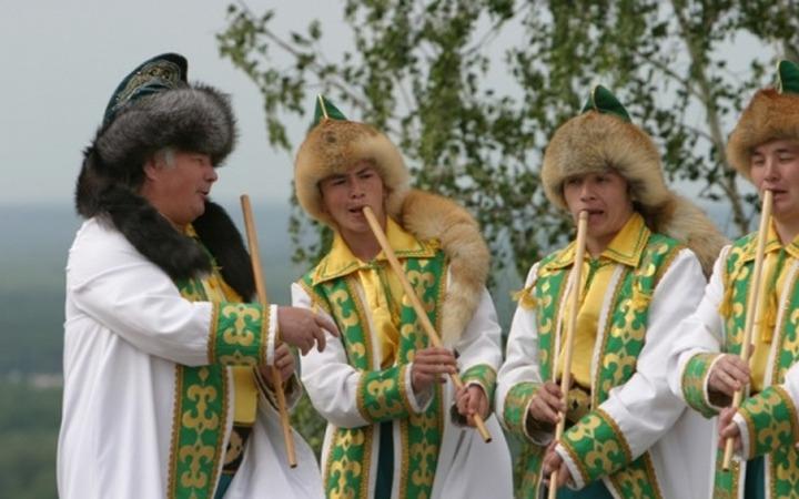 Жителей Казани приобщат к башкирской музыкальной культуре