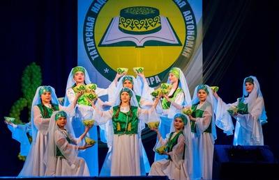 В Самаре провели детский фестиваль татарской культуры