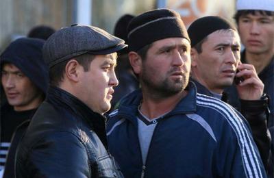 У мигрантов будут брать отпечатки пальцев перед экзаменом по русскому