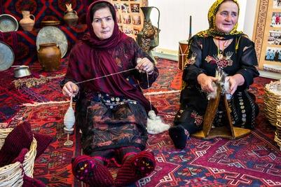 Самый малочисленный народ России проживает в Чечне и Дагестане