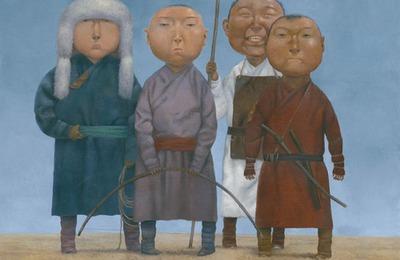 В Бурятии могут провести фестиваль национальных видов борьбы и игры кочевых народов мира