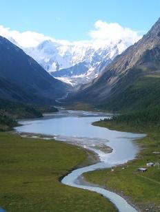 Природа и курорты республики Алтай