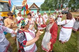 В День России в Удмуртии отпразднуют Гербер