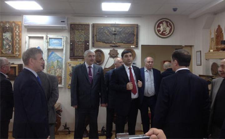 Армянские общины обсудили строительство национальной церкви в Казани
