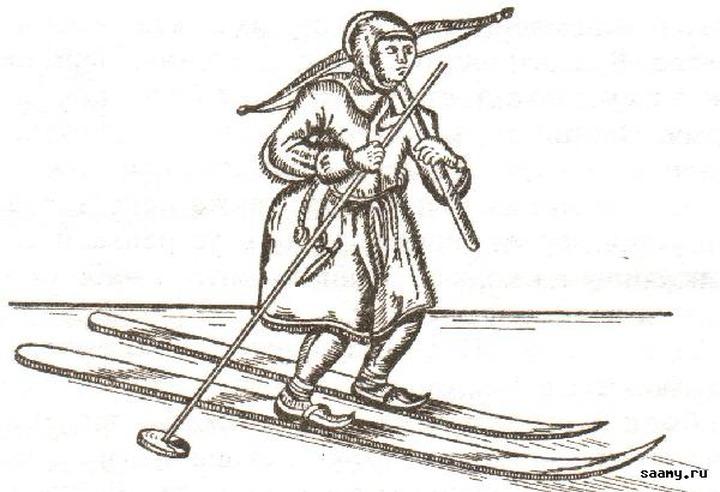 Саамский спортивный праздник провели в Мончегорске