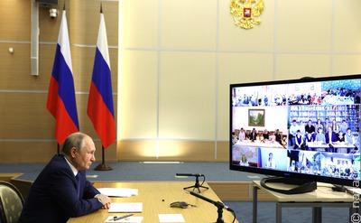 """Путин лично поздравил награжденного орденом """"Родительская слава"""" оленевода большеземельской тундры"""