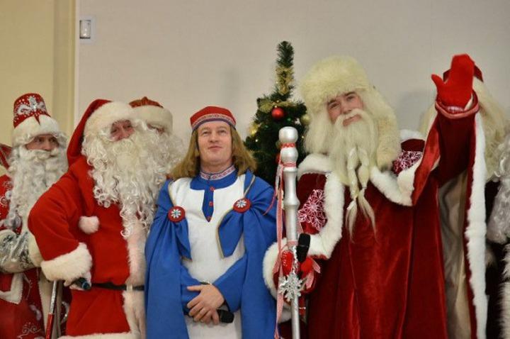 Петербургский этнопарк соберет Дедов Морозов со всей страны