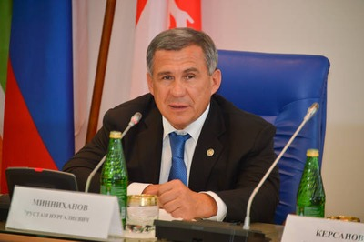 Татарстан оставил наименование президента республики