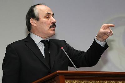 Абдулатипов: На выборах главы Дагестана за меня проголосуют те, кто хотят спасения республики