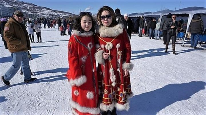 """Этнофестиваль """"Дзялбу"""" в Магадане собрал более 2,5 тысяч гостей"""