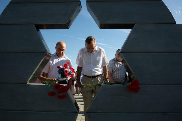 В Краснодарском крае появился мемориал памяти жертв Холокоста