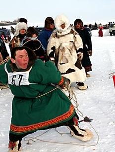 Северное многоборье - спорт для настоящих мужчин любой национальности