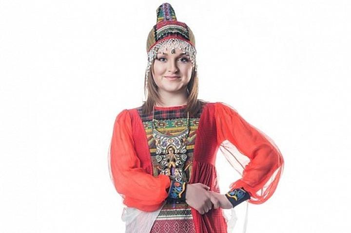 """В конкурсе """"Мисс студенчество Финно-Угрии-2014"""" победила студентка из Удмуртии"""