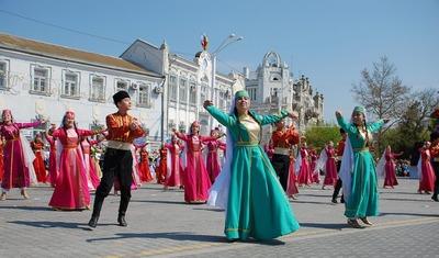 В Симферополе отметили пятилетний юбилей реабилитации крымских народов