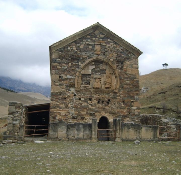 Христианский храм IX века в Ингушетии незаконно выставили на аукцион