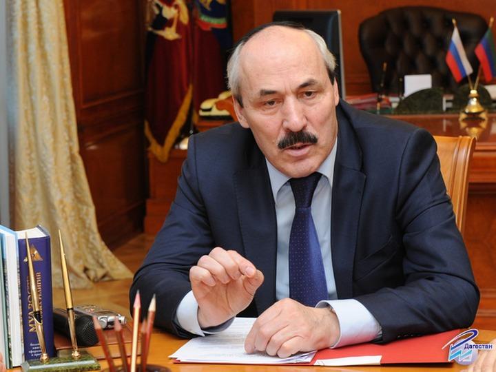 Абдулатипов: В Дагестане люди никогда не делились по национальному признаку