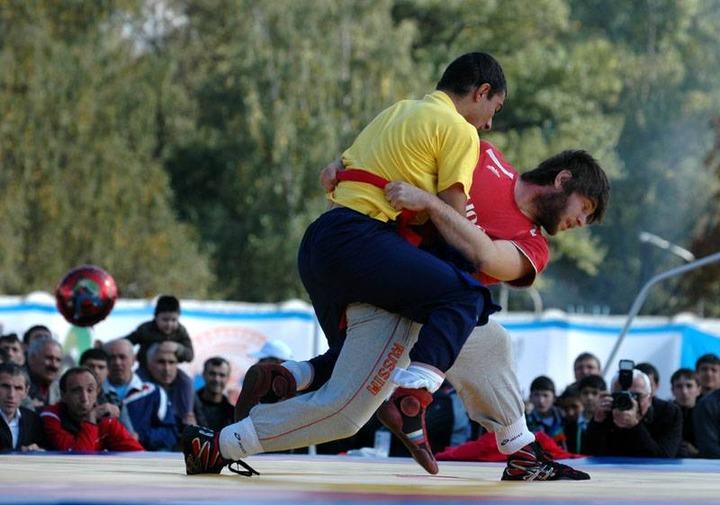 В Махачкале идет подготовка к Фестивалю культуры и спорта народов Кавказа