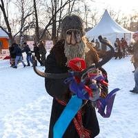 Московский фестиваль спорта и традиционных игр на Святки