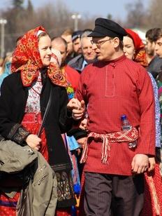 """Песенный ход и чаепитие пройдут на """"Николин день"""" в Москве"""