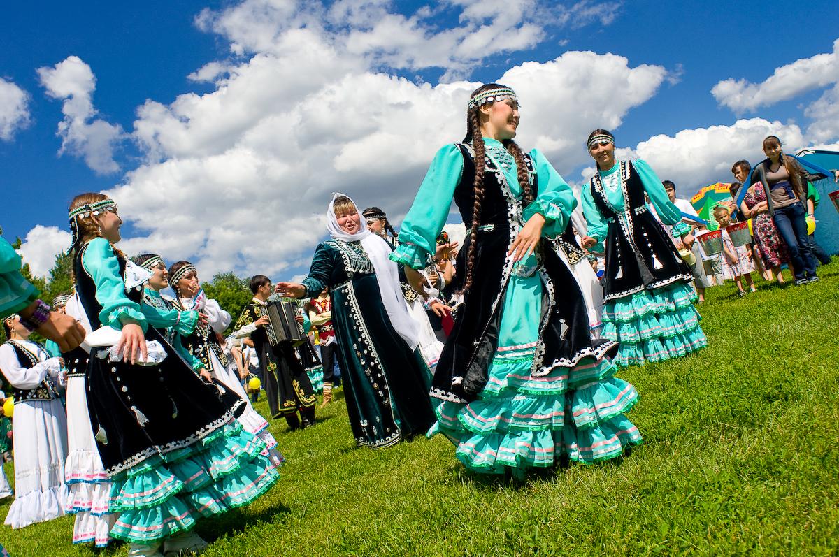татары сабантуй фото