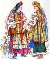 Код для вставки на форумы.  Вернуться к. народная одежда. украинский национальный костюм. списку альбомов.