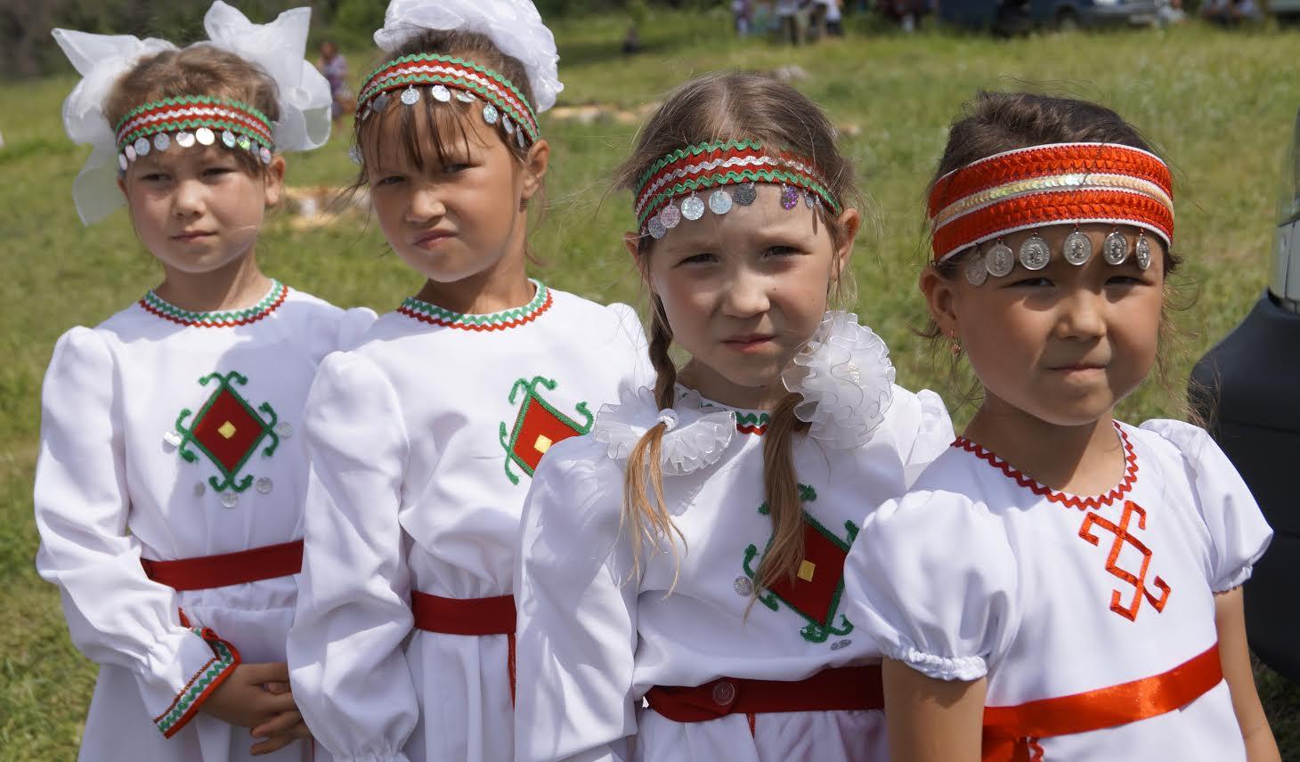 национальность марийцы фото
