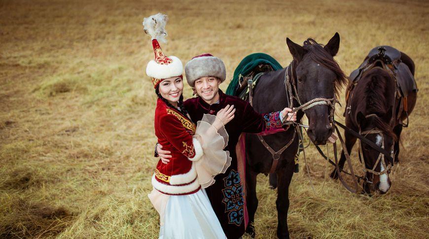 Знакомство и обычаи казахские традиции сватовство