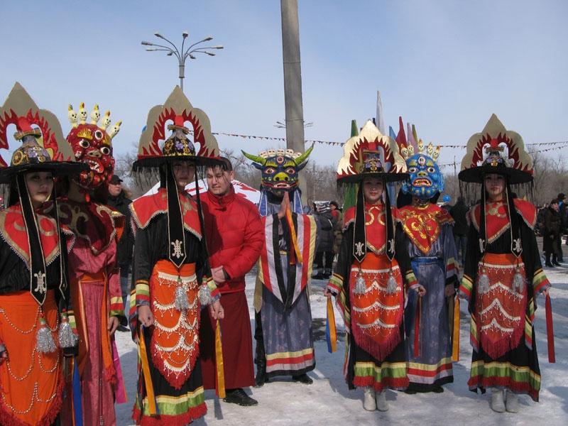 В Калмыкии отметят праздник весны Цаган Сар