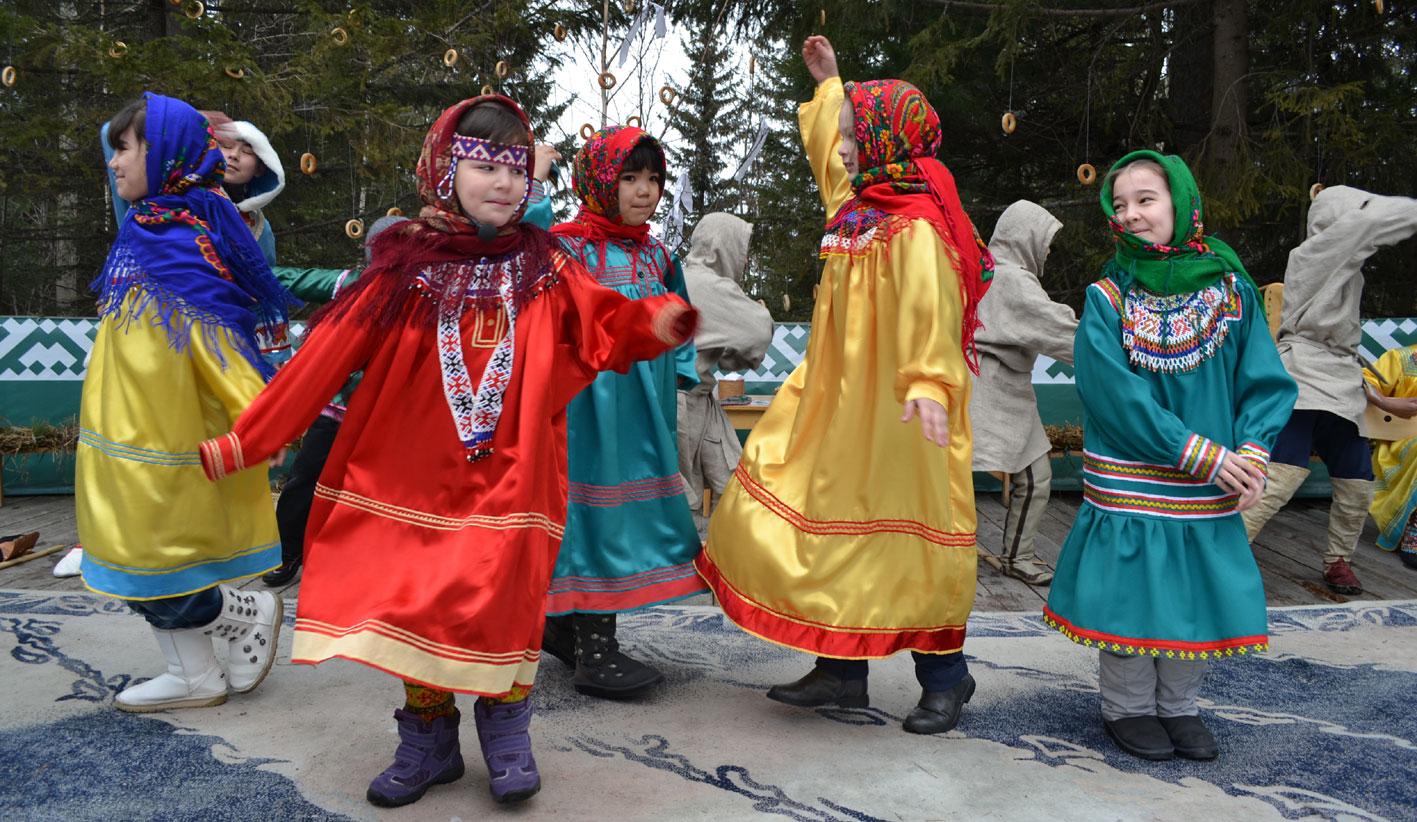 Детский праздник о национальных трад заказ аниматоров Шоссейный тупик (поселок Внуково)