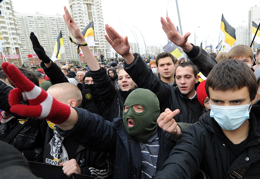 В России в этом году фашисты убили 19 человек и почти 100 ранили - Цензор.НЕТ 89
