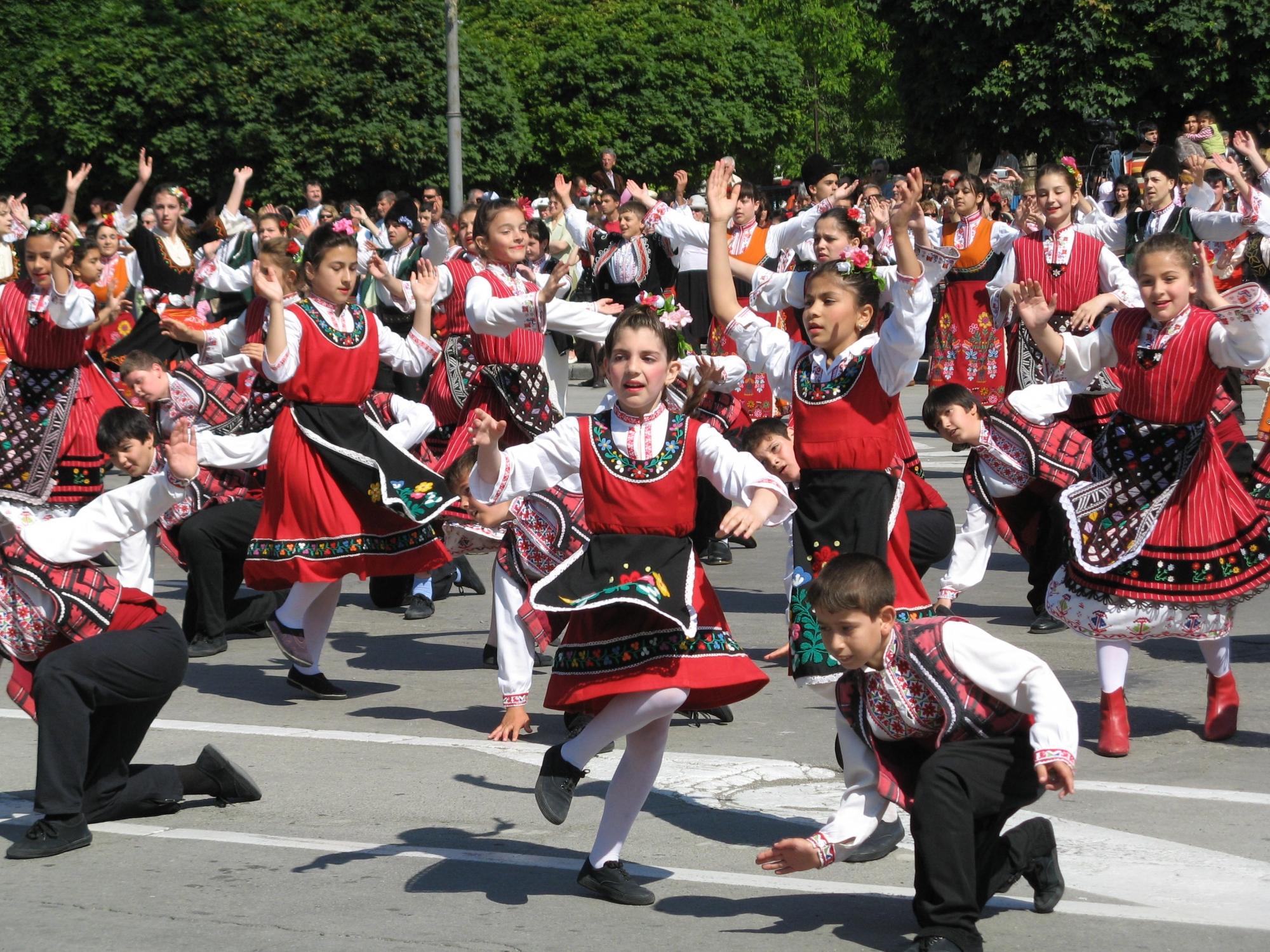 Картинки болгарские традиции