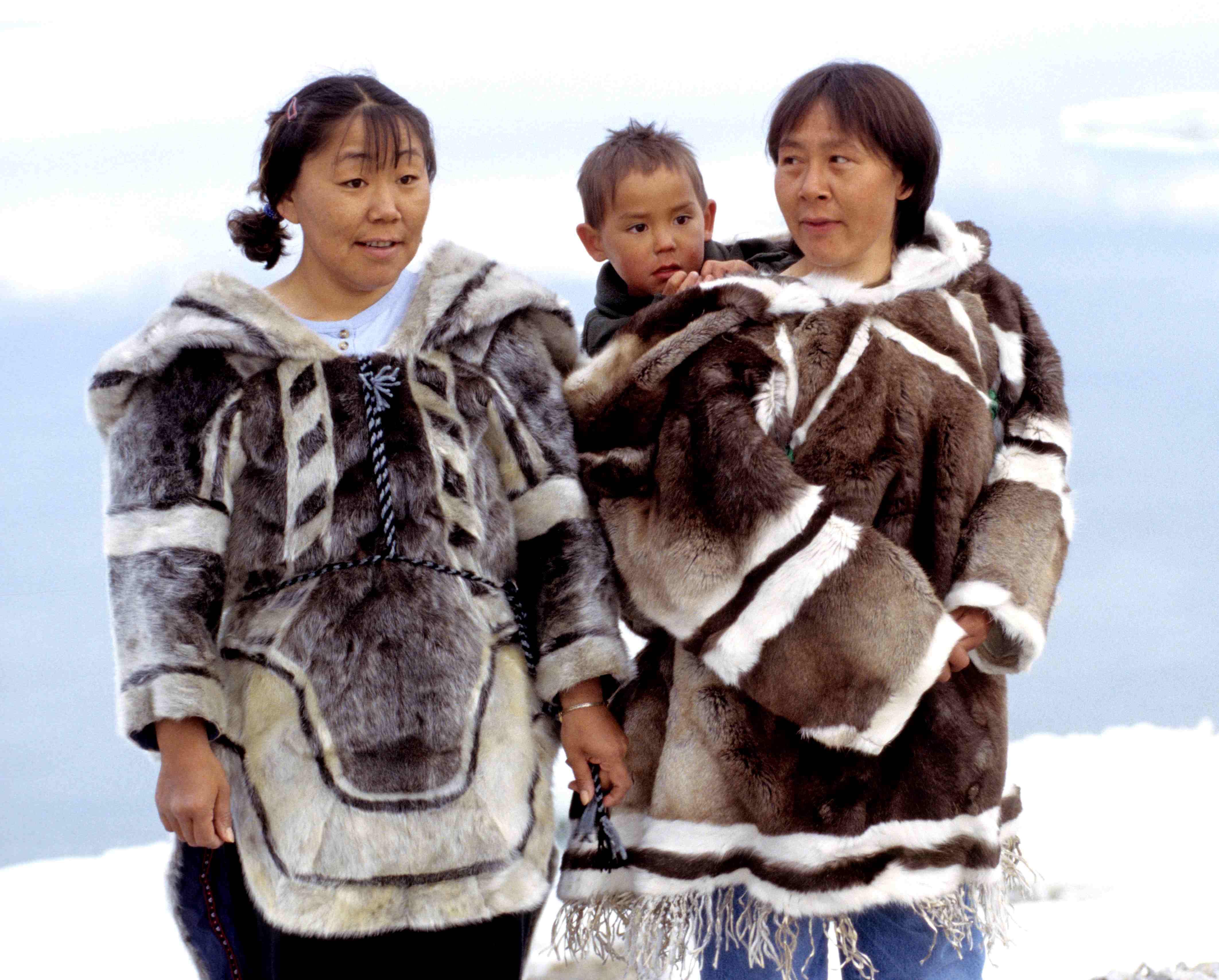 мир, фото народности инуит фирма предлагает