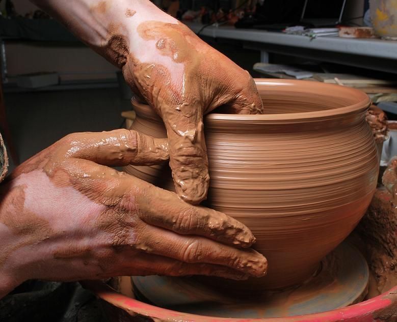 Гончарная мастерская своими руками