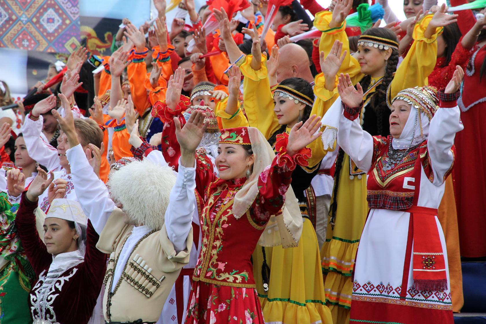 Российская культура в картинках