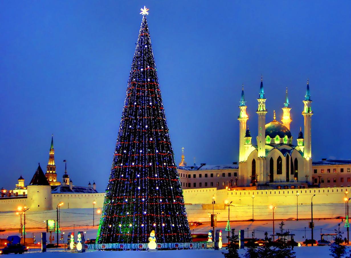 Активный отдых в Казани