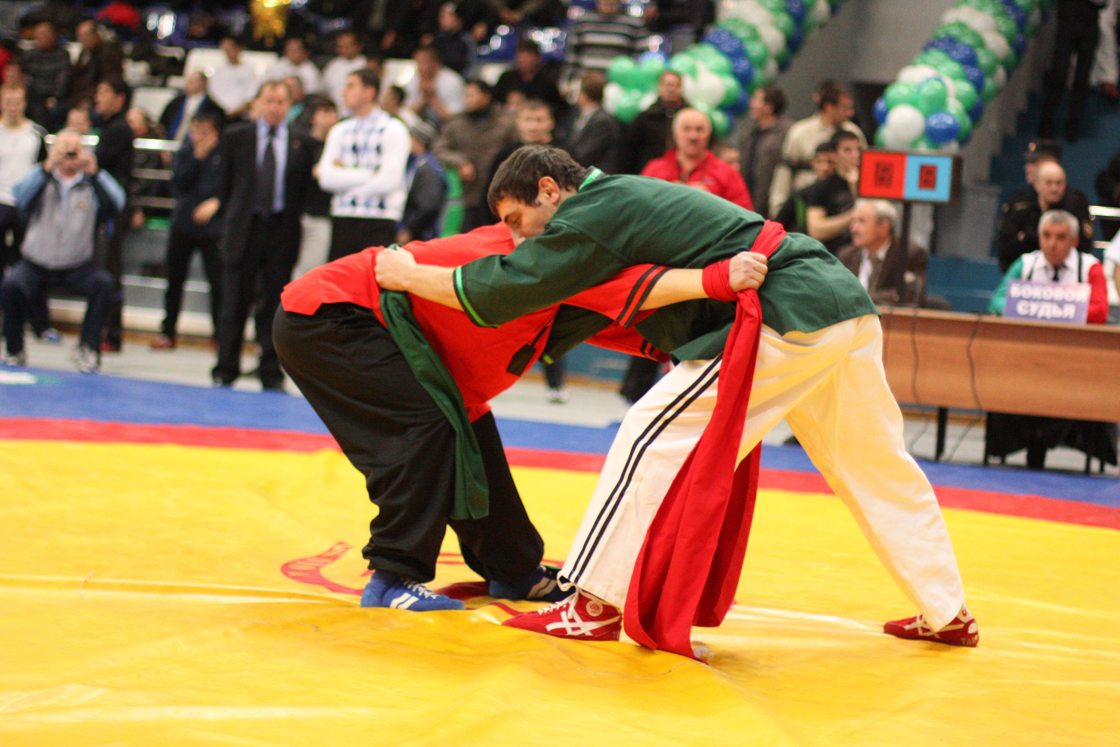 Корэш - Центр спортивной подготовки Республики Татарстан