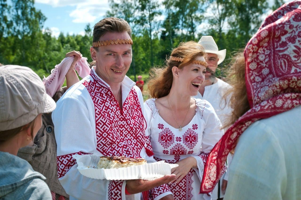 Поздравления на русской свадьбы