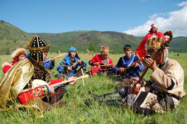 На Алтае регулярно проводят состязания кайчи